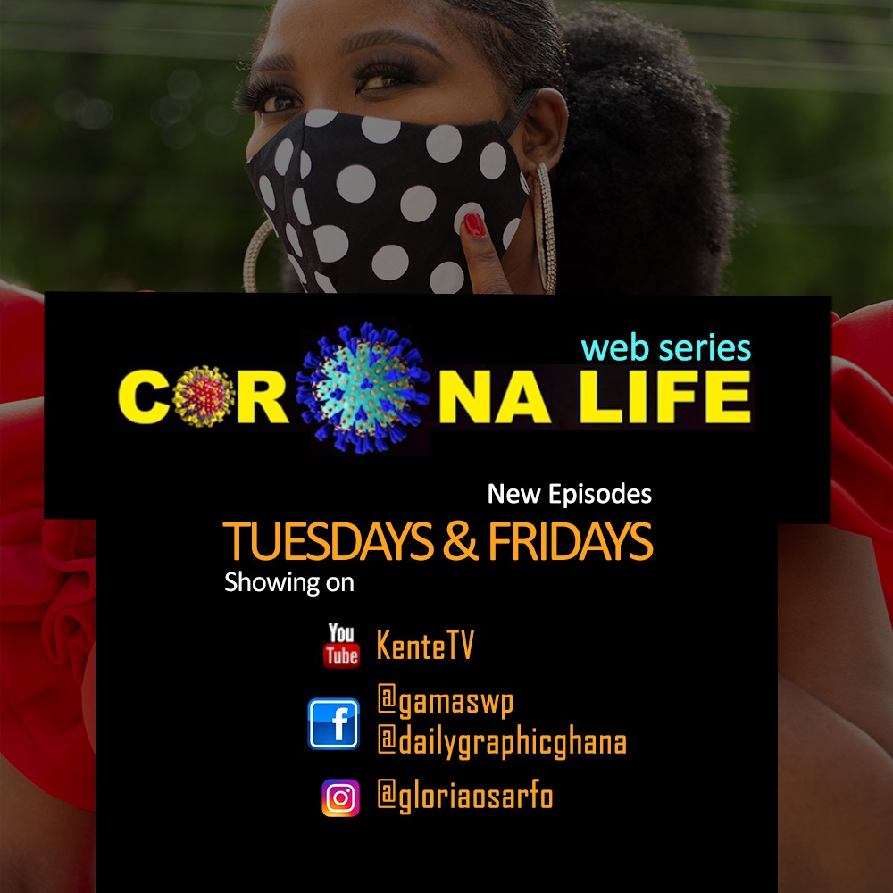 CORONA LIFE - Showing Tuesdays and Fridays on KenteTV
